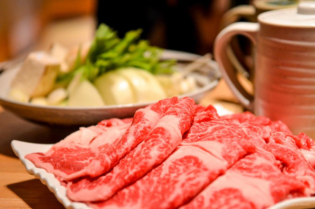 日本/大阪 壽喜燒壱番(SUKIYAKI壱番) 黑毛和牛壽喜燒吃到飽 @ B!kaDa
