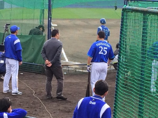 山崎武司さん
