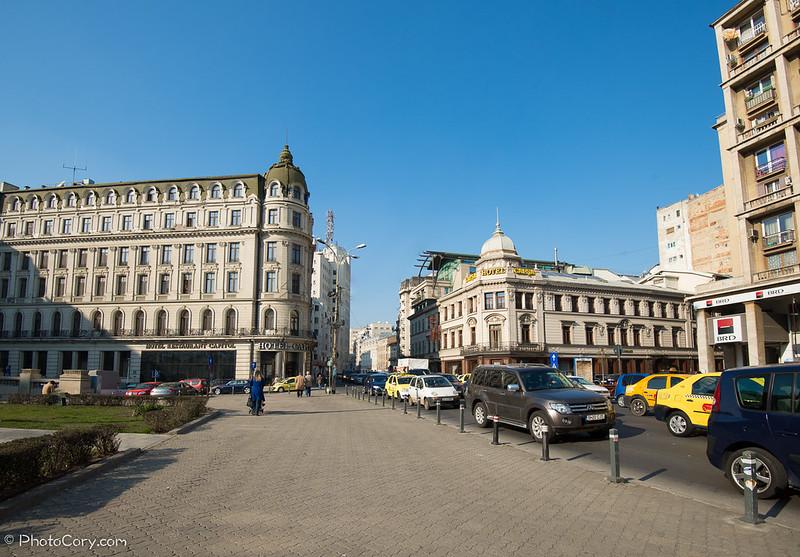 Calea Victoriei Capsa Hotel