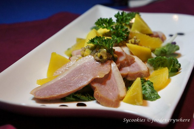 2.chulo -Smoked Duck Breast RM 12.80