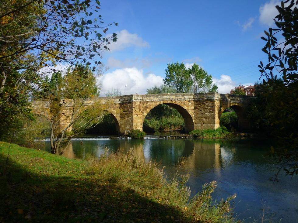 1. Puente en Sahagun. Autor, Calafellvalo