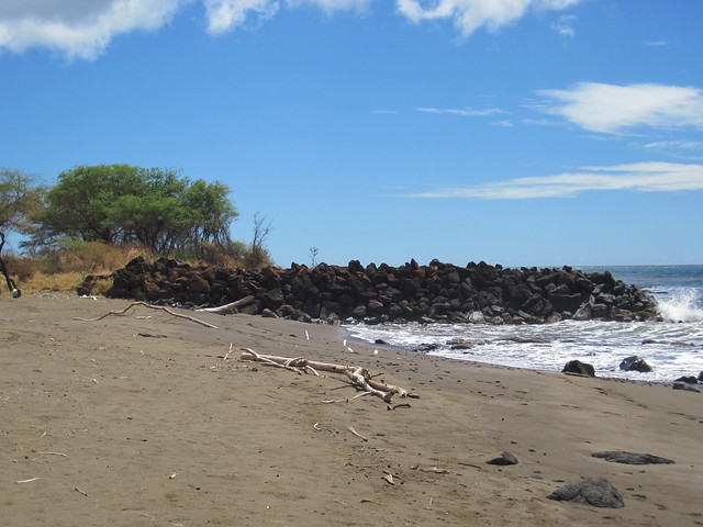 Picture from Ft. Elizabeth on Kauai