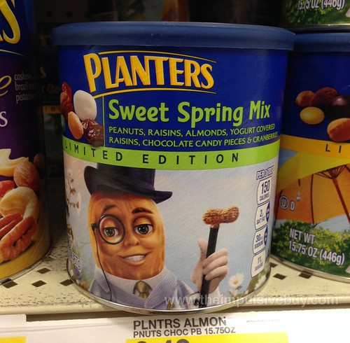 Planters Limited Edition Sweet Spring Mix