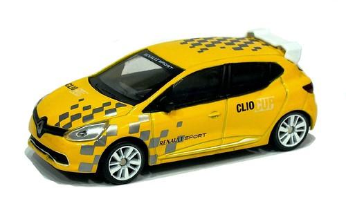Mondo Renault Clio Cup