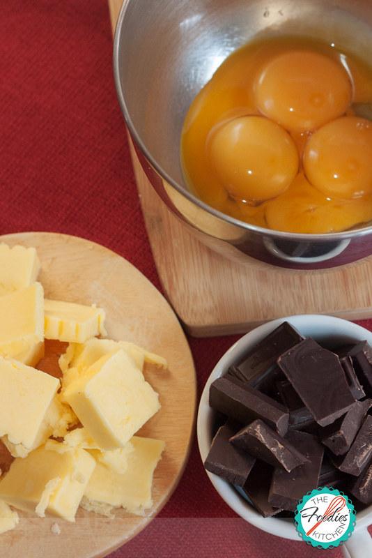 Mousse Cake Chocolate Child Julia
