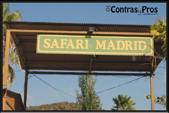 Safari de Madrid