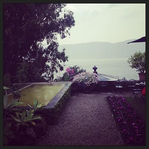 Acquazzone #lagomaggiore #isolamadre #giriingiro