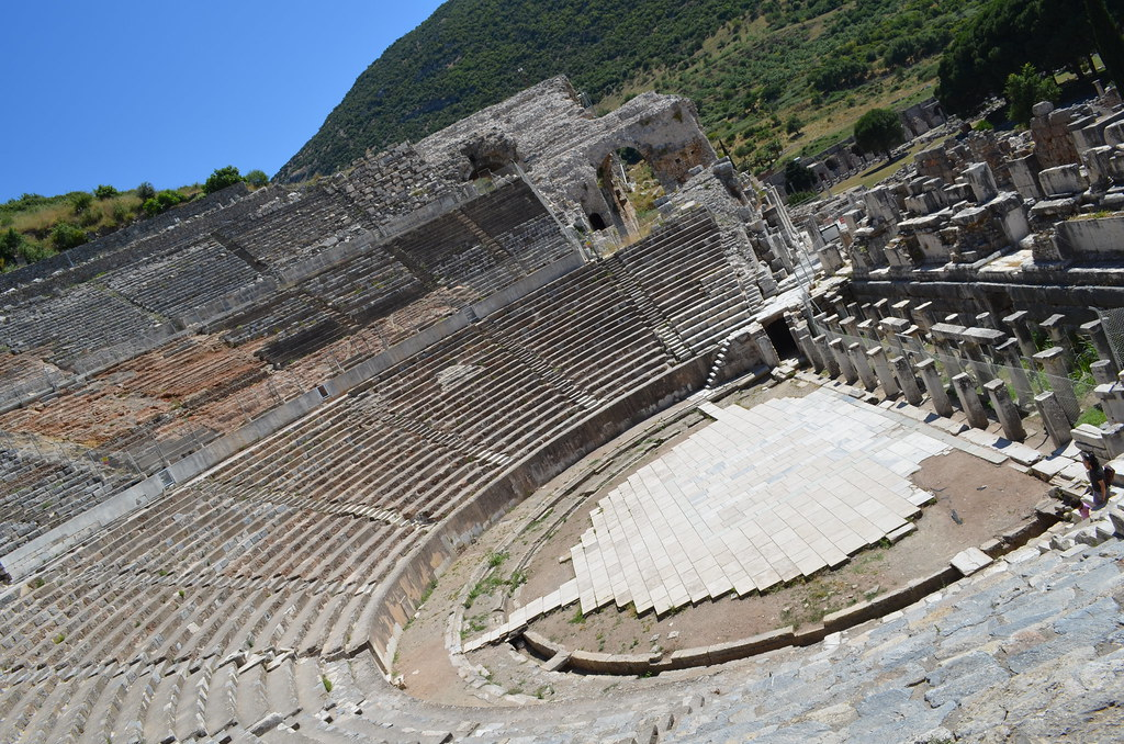 Ephesus - Great Theater