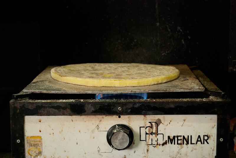 como fazer pão de milho do pico