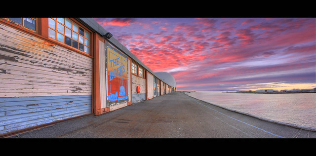 Fremantle Wharf, Western Australia