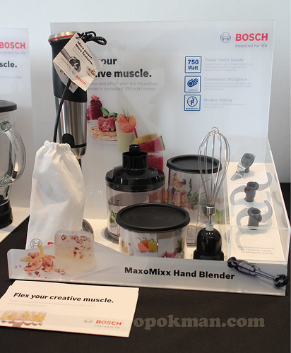 Bosch MaxxiMUM / Demo by Chef Stephan Zoisl