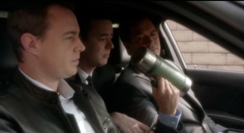 McGee, Parsons and DiNozzo