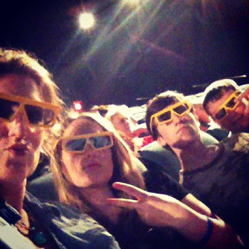 IMAX punks #thsc #teenstaff #moodygardens #galveston