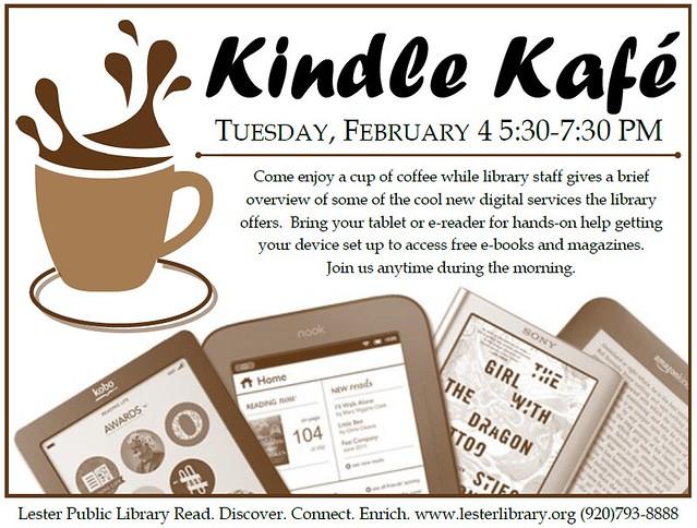 Kindle Kafe