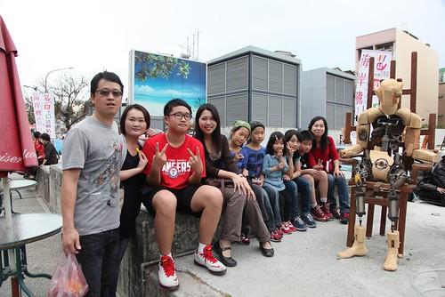 馬年新春家族出遊:一起去台南海安路漫遊(9.6ys)