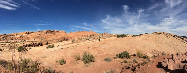 Picture from Arches National Park