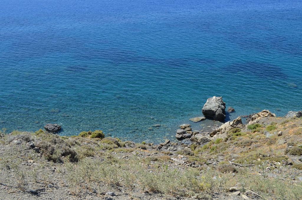Kos, crystal clear water