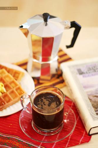 Espresso and the Moka Pot