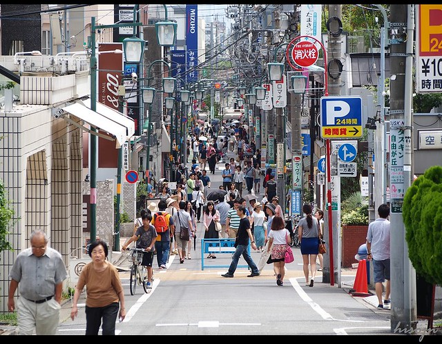 OLYMPUS E-P5 東京自由行-自由之丘 - 3F-space - 新浪部落