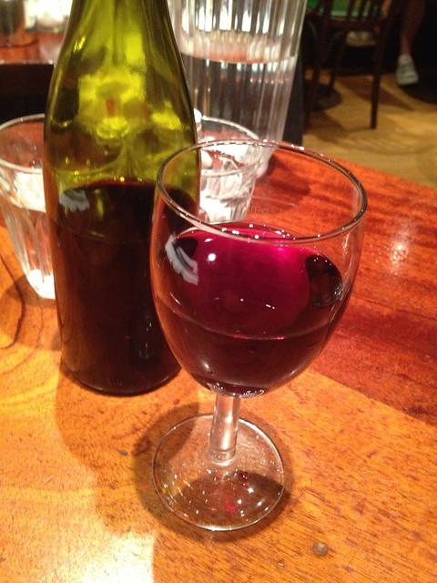 Cuvee Jean Paul house red wine - The Stockpot