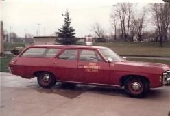 Chief's Vehicle