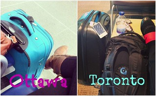 Pre-travel Collage