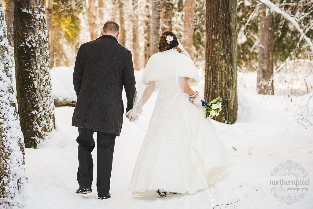 Winter Wedding Tips Prince George British Columbia Wedding Photographer