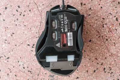 GAMDIAS ZEUS Esport Edition Laser Gaming Mouse 57