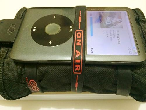 iPod Classic + HP-P1 + Ex-III Pro