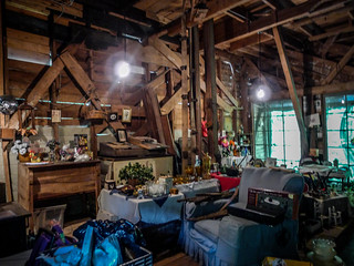Gilreath Mill Interior
