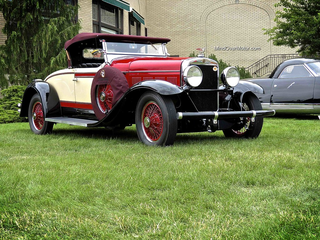1928 Gardner 85 Sport Roadster