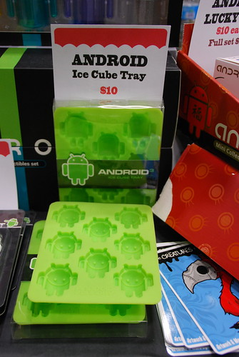 Android Ice Tray