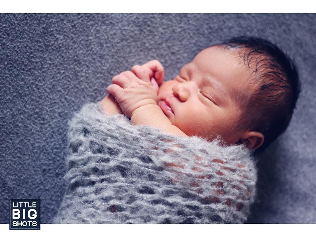 Introducing Muhammad Danish 'Ilman   Newborn Portraiture