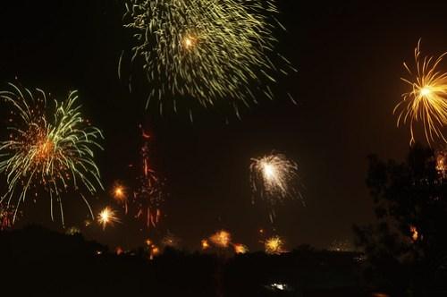Diwali Fireworks