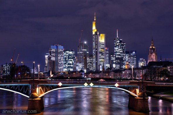 Frankfurt Downtown - Nikon D800E & AF-S 2,8/24-70mm