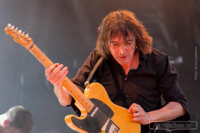 Cali en concert à Roubaix le 13 juillet 2013