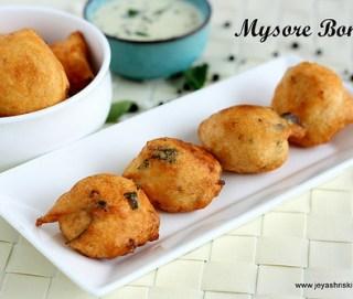 Mysore- bonda
