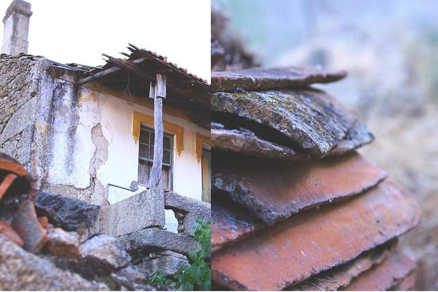 badamalos stone house old roof tiles