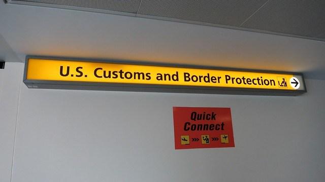 美國海關及邊境保衛局