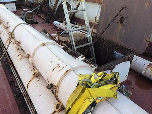 starboard tank 4 set up