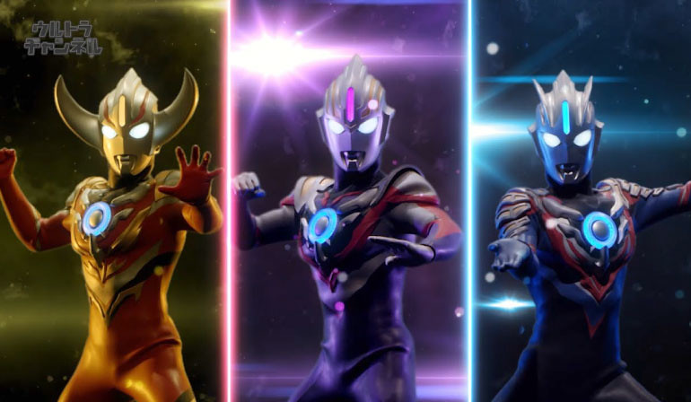 Gambar Ultraman Orb