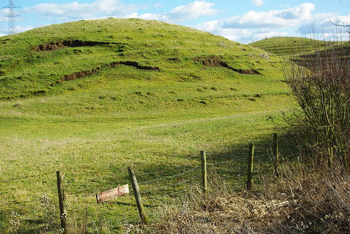 20120219-38_Motte + Bailey Earthworks - Lilbourne by gary.hadden