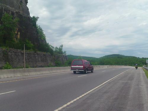 entering Carthage TN