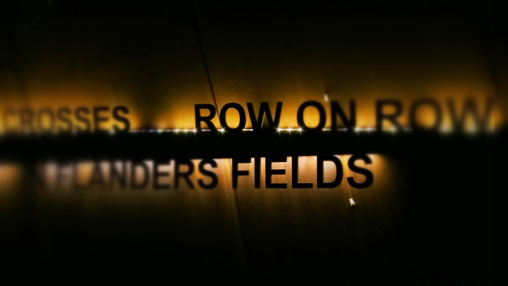 Row on row (II)