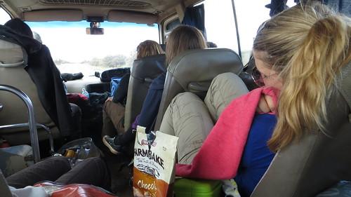 bus naps