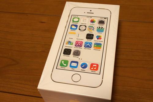 iPhone 5sのケース