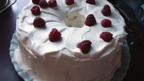 Gluten-Free Angel Food Cake 15