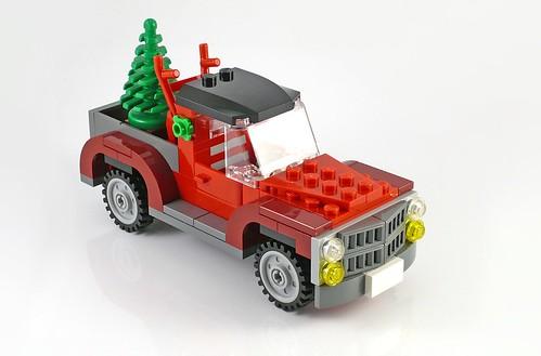 40083 Christmas Tree Truck 12