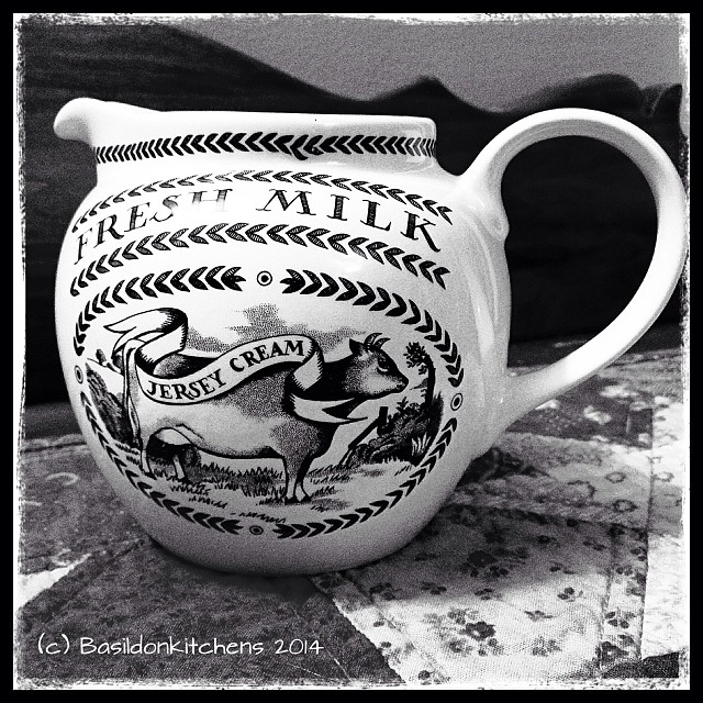 15/1/2014 - my milk jug {not for everyday use, but it's my favourite} #photoaday #jug #milk #cow