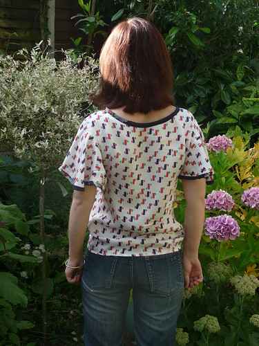 Handmade Colette Patterns Taffy Blouse